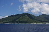 Seen from Tokunoshima ferry Amagidake Stock photo [1241261] Kyushu