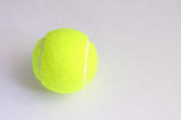 Tennis ball Stock photo [1243401] Tennis
