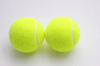 Tennis ball Stock photo [1243429] Tennis