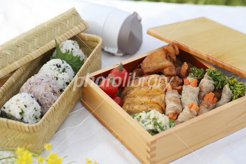 Box lunch Photo