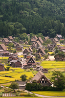 World heritage Shirakawa-go Stock photo [1327705] Shirakawa-go