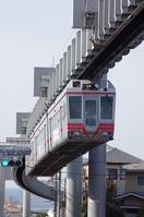Shonan Monorail Stock photo [1328997] Monorail