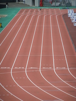 Tracks Stock photo [1334493] Athletics