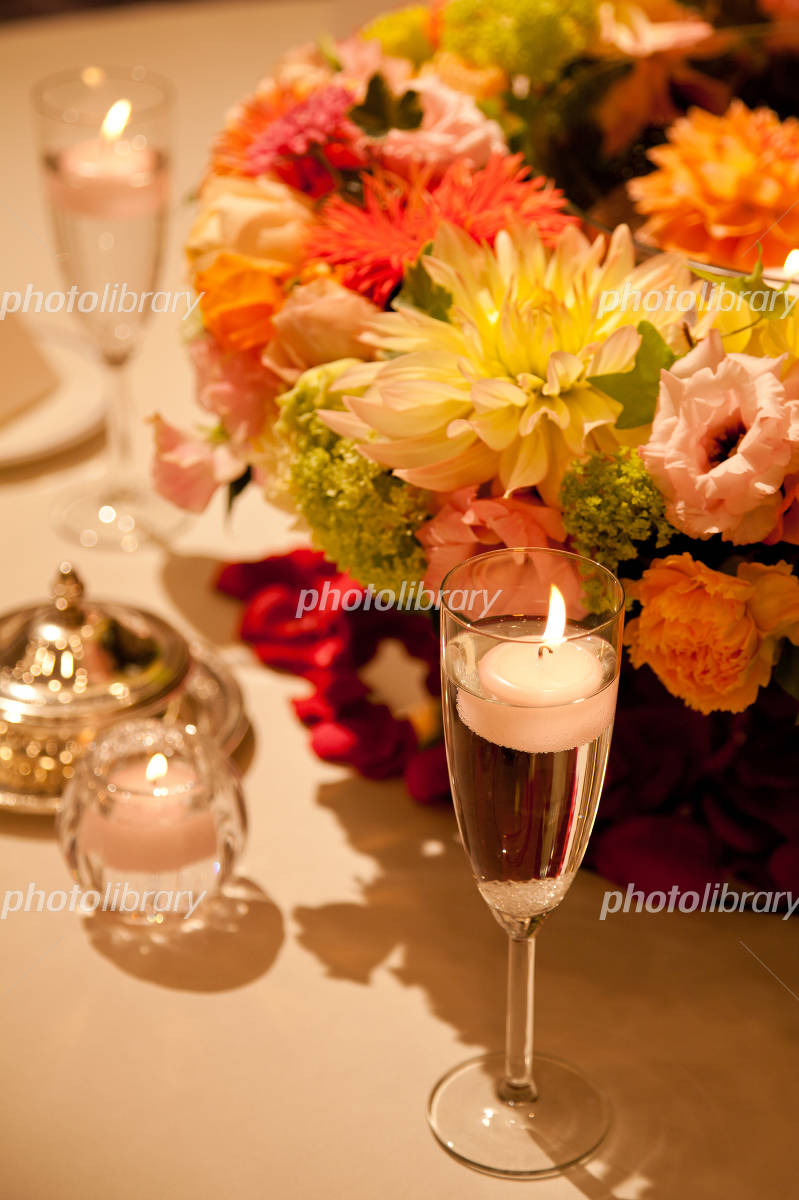 Table Flower Photo