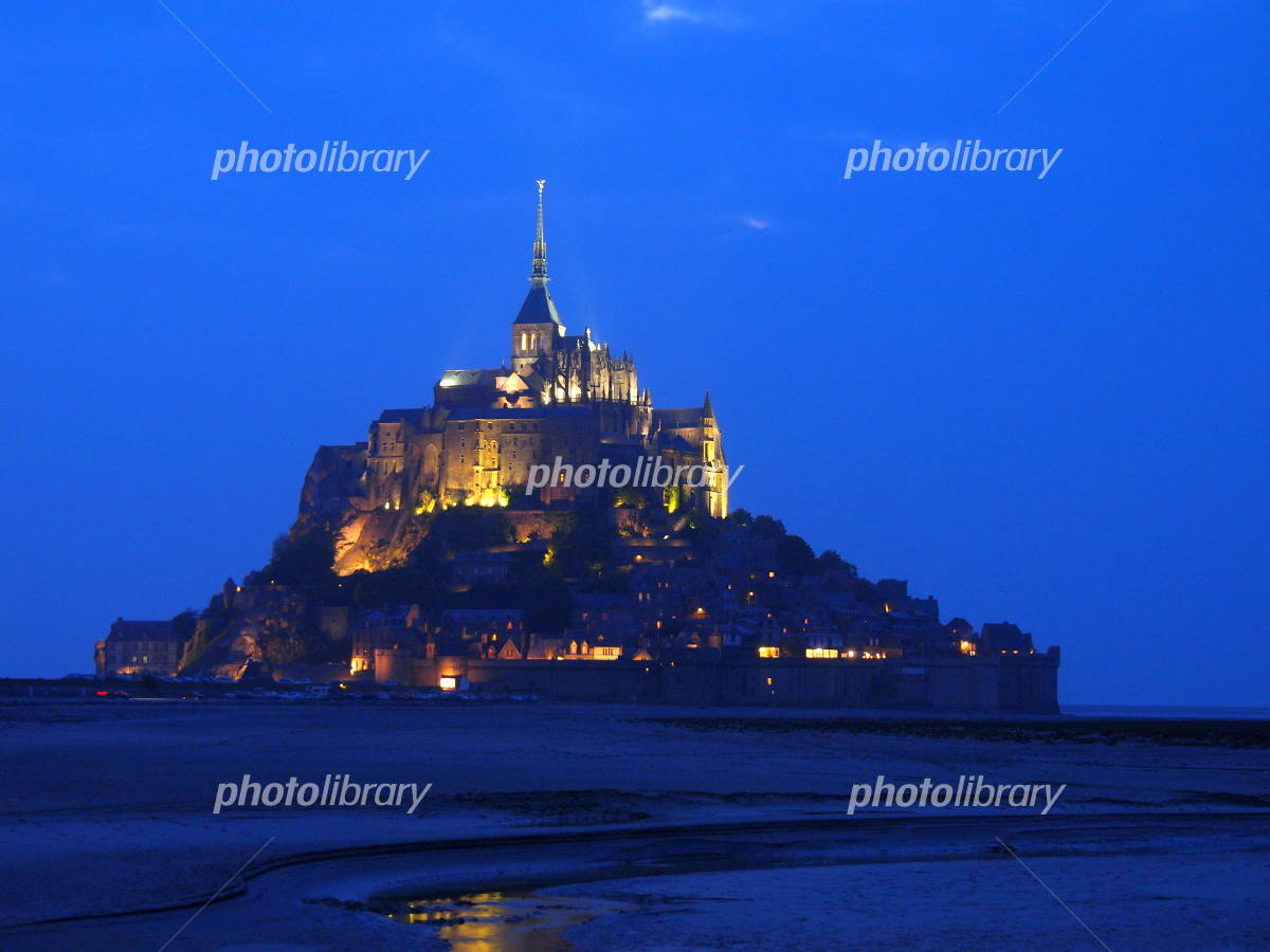 Mont-Saint-Michel Photo