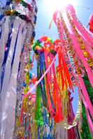 Tanabata decorations Stock photo [1409403] Festival