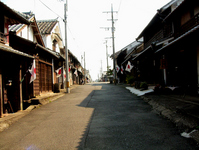 Landscape of the old Emperor's Birthday of land Hyuga Mimitsu of Jimmu emperor your sail Stock photo [1409985] Mimitsu