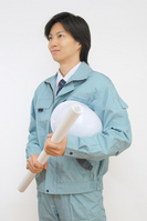 Construction worker Stock photo [1411147] Person