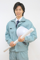 Construction workers Stock photo [1411151] Person