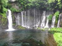 Shiraito falls Stock photo [1414314] Waterfall