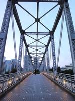 <Tokyo> Tennoz petting Bridge Stock photo [1414487] Shinagawa