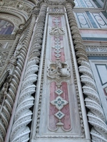 Duomo sculpture of Florence Stock photo [1417297] Florence