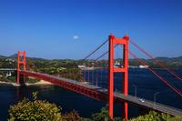 Hirado Bridge and Hiradoshima Stock photo [1417827] Hirado