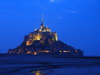 Mont-Saint-Michel Stock photo [1418279] Mont-Saint-Michel