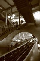 Paris subway Cit辿 Stock photo [1505116] Europe