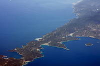 Ehime Sadamisaki Peninsula Aerial Stock photo [1505422] Ehime