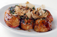 Takoyaki Stock photo [1508804] Takoyaki