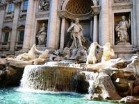 Trevi Fountain Stock photo [1508965] Italy
