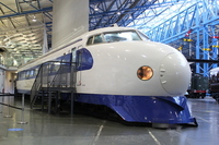 United Kingdom National Railway Museum 0 Series Shinkansen Stock photo [1510481] United