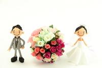 Clay of Wedding Stock photo [1510832] Wedding
