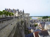 Amboise Castle Stock photo [1513538] France