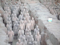 China Terracotta Warriors Stock photo [1513749] China