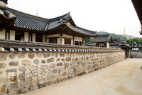 Korea Namsan Hanok Village Stock photo [1514580] Namsan