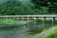 Togetsukyo Stock photo [1515381] Bridge