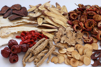 Chinese herbal medicine Stock photo [1517913] Yama楂