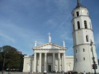 World heritage, Cathedral of Vilnius Old Town Stock photo [1610308] Vilnius