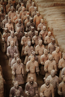 Terra Cotta Warriors Stock photo [1612001] Terra