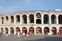Italy Verona Amphitheatre Stock photo [1612683] Italy