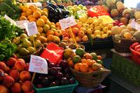 Market of fruit Stock photo [1613561] Market