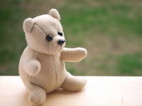 Bear stuffed Stock photo [1614058] Plush