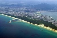 Fukuoka thee Aerial Stock photo [1617440] Fukuoka