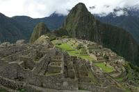 Machu Picchu Stock photo [1618333] South