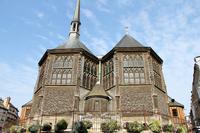 Sainte-Catherine Church Stock photo [1618429] Sainte-Catherine