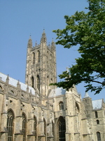 Canterbury Cathedral Stock photo [1620869] Canterbury