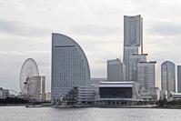 Yokohama Minato Mirai district Stock photo [1620948] Yokohama