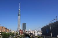 Tokyo Sky Tree Stock photo [1620959] Sky