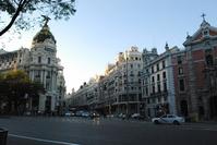 Madrid Gran Via Stock photo [1621054] Madrid