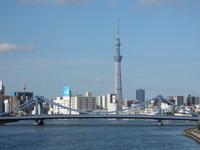 Kiyosu and Tokyo Sky Tree Stock photo [1621344] Ching