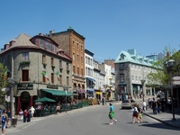 Old Quebec Stock photo [1621871] Quebec