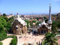 Spain Guell Park Stock photo [1715197] Spain