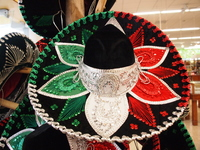 Mexico color of hat Stock photo [1715568] Mexico