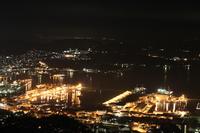Sasebo night view Stock photo [1715602] Night