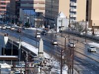 4459 Nusamaibashi seen from above Stock photo [1715791] Money