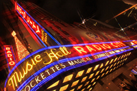 Manhattan Christmas Radio City Stock photo [1721661] America