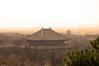 Todaiji distant view Stock photo [1722367] Temple