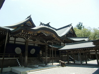 Grand Shrine of Ise Stock photo [1724204] Mie